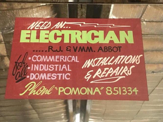 electrician noosa
