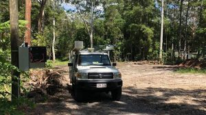 new electricity supply installation noosa