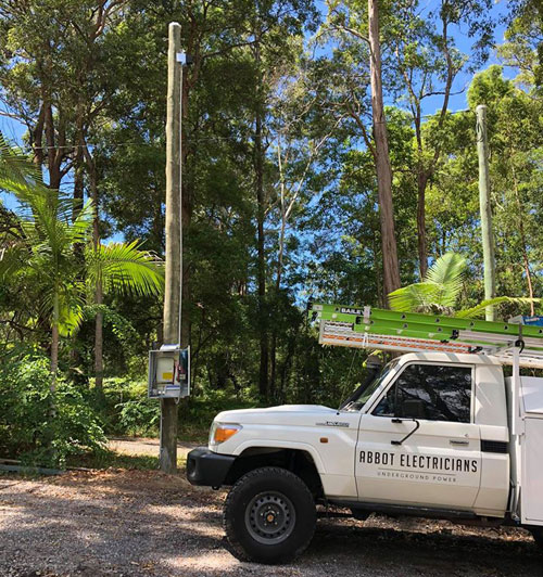 underground power specialists sunshine coast